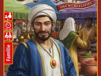 Istanbul Das Wuerfelspiel Cover