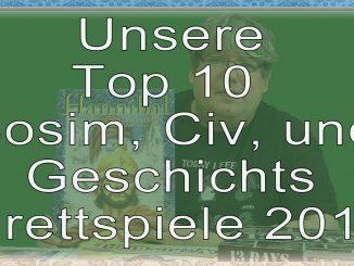 Top 10 Cosim 2017