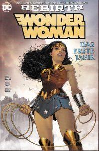 Wonder Woman - Das Erste Jahr Cover