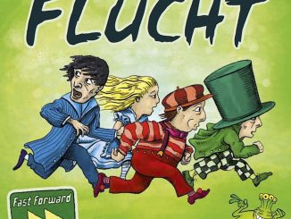 FF Flucht Cover