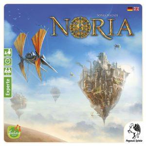 Noria Cover