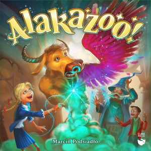 Alakazoo Cover