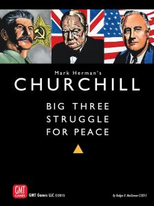 Churchill Fazit cover