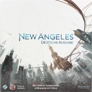 New Angeles Cover