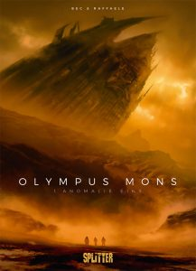 Olympus Mons Bd.1 Cover