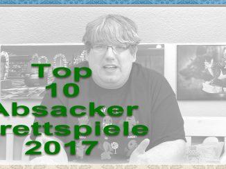 Top 10 Absacker 2017