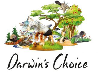 Darwins Choice Cover