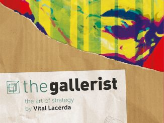 The Gallerist Cover