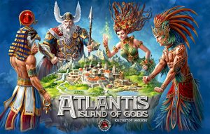 Atlantis Island of the Gods cover