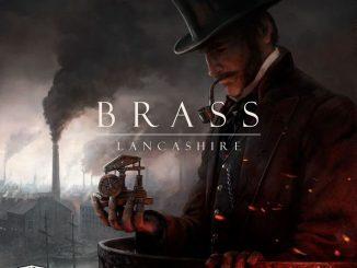 Brass Lancasher Cover