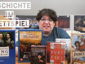 Geschichte im Brettspiel – wie besorge ich mir Literatur