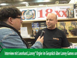 """Leonhard """"Lonny"""" Orgler"""