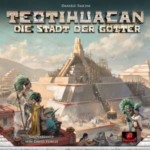 Teotihuacan Cover