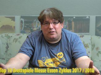 Top 10 Brettspiele Messe Essen Zyklus 2017 2018