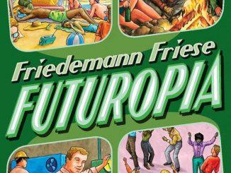 Futuropia cover
