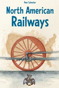 North American Railways cover