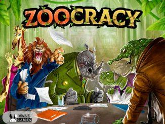 Zoocracy cover