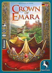 Crown of Emara cover