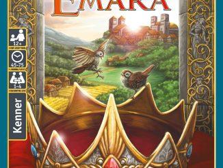 Crown of Emara cover