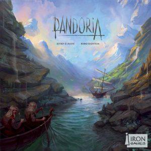 Pandoria Cover