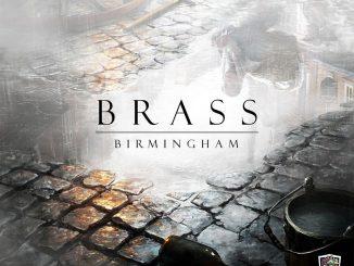 Brass Birmingham cover