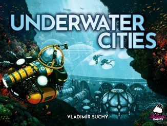 Underwater Cities Cover