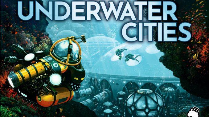 Underwater Cities Cover